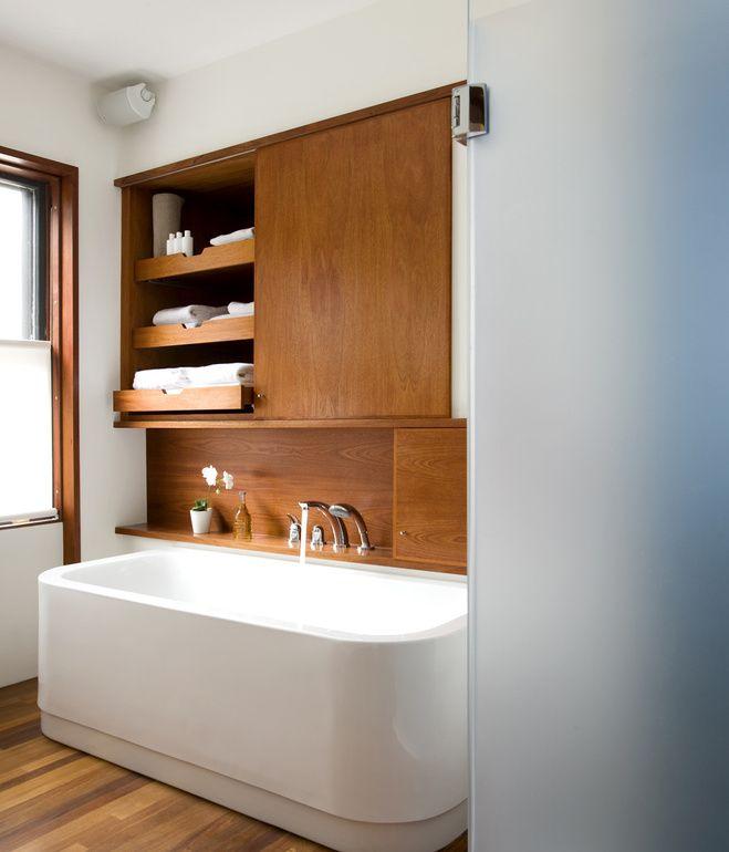 Pin do a andreia morais em decor pinterest banheiros for 60 s bathroom ideas