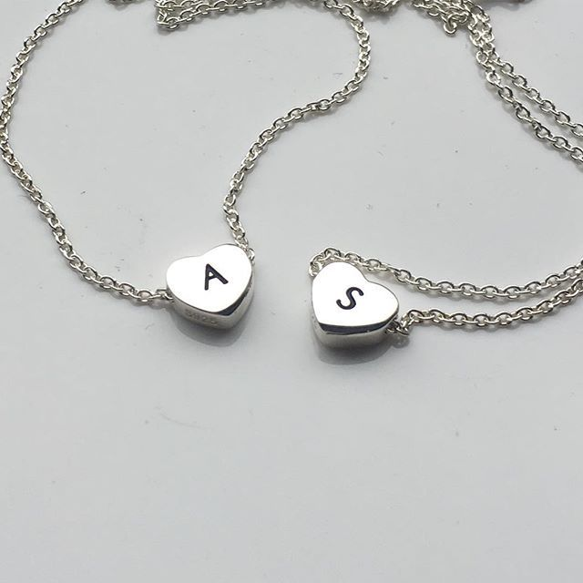 #loveloops #lovehearts #engraved #exquisitejewellery #withlove #silver #nz