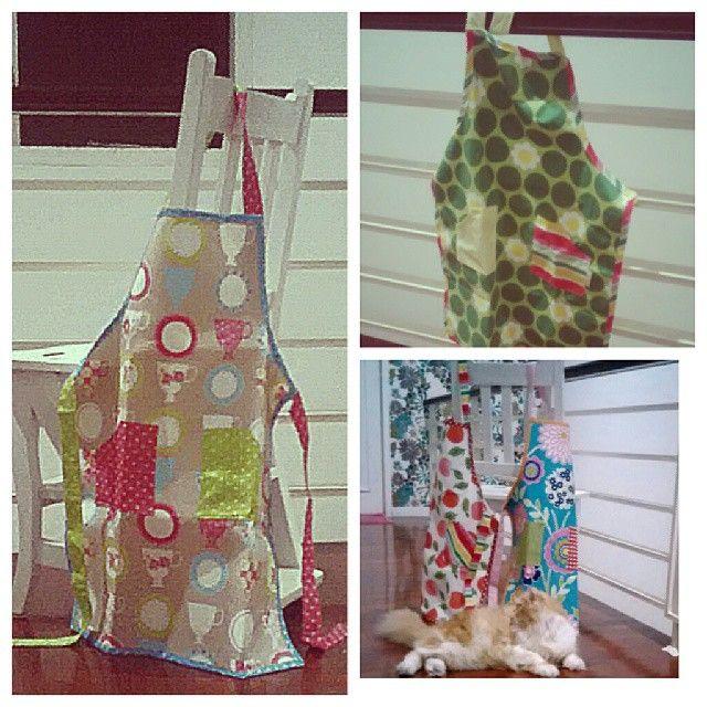 Kids' #apron #craft #handmade Rp.72k,-