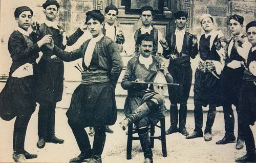 Old school Greek Cypriots