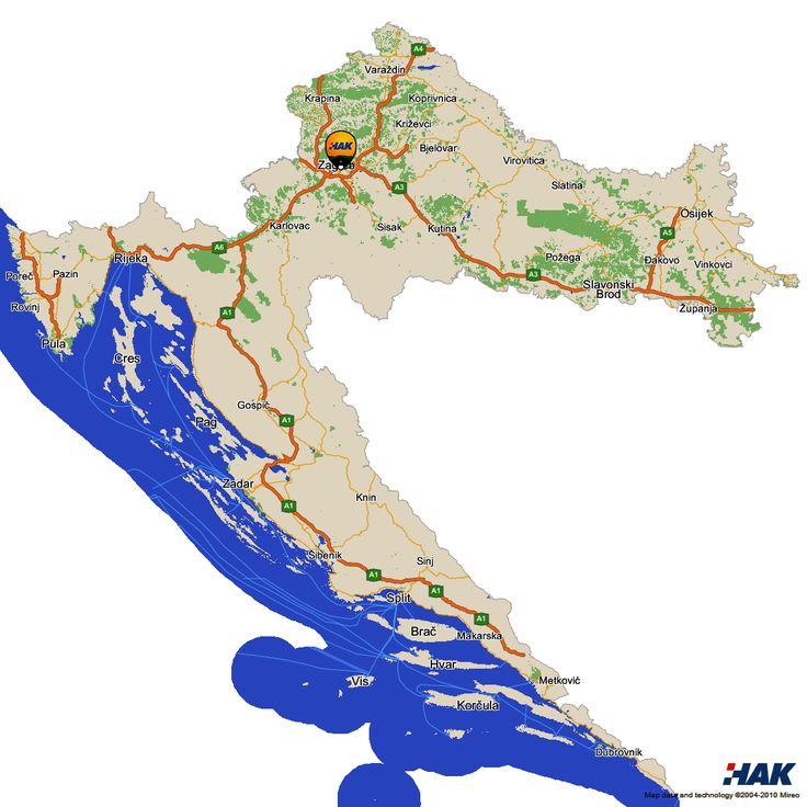 Autostrady w Chorwacji #Croatia #Chorwacja http://crolove.pl/oplaty-za-autostrady-i-drogi-ekspresowe-w-chorwacji-2013/