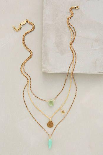 Tesoro Layered Necklace