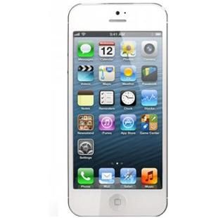 Apple iPhone 5 LTE 16GB (AT) (Unlocked) (White/Silver) (Open Box)