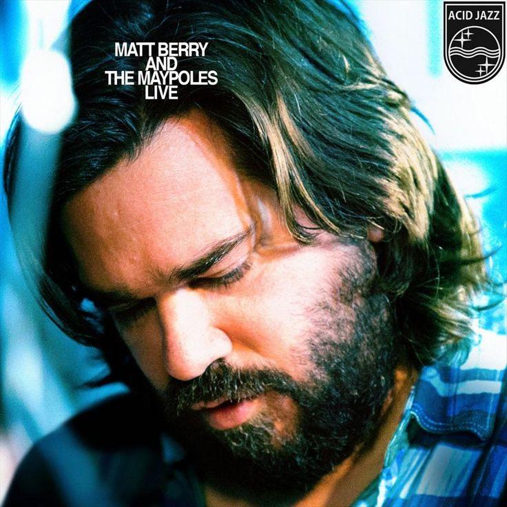 Matt Berry & the Maypoles (Live)