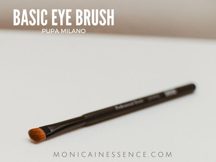 BASIC EYE BRUSH Pupa Milano