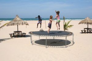 Features of a Good Trampoline for Kids Health
