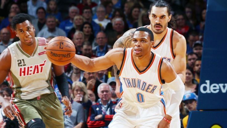 Russell Westbrook is racking up stats at a historical pace, even snatching away rebounds from teammates. But here's why that can be a good thing.