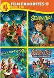 Scooby-Doo!: 4 Film Favorites [4 Discs] [DVD], 1000488164