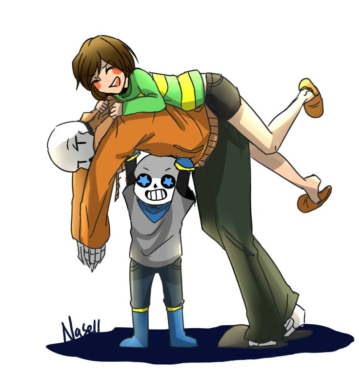underswap | Sans, Papyrus and Chara