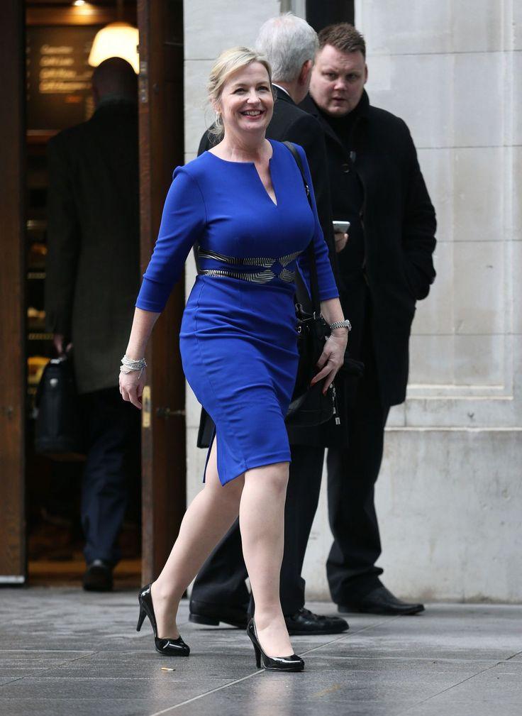 Carol Kirkwood Seen Leaving the BBC Media City - http://celebs-life.com/?p=81061