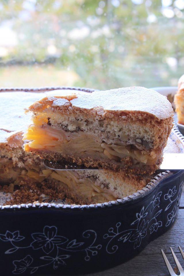 Torta di Mele Old Style…
