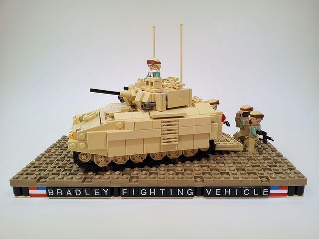 Bradley Fighting Vehicle by Project Azazel, via Flickr