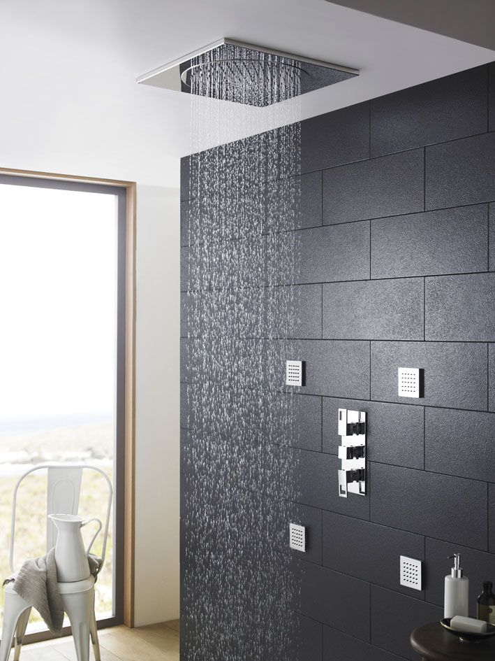 11 best Contemporary Fixed Shower Heads & Arms images on Pinterest ...