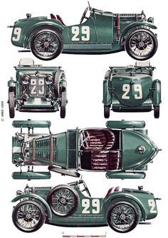 2416 best Automotive art images on Pinterest | Drawings of cars ...