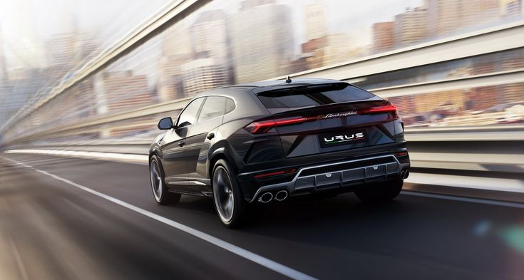 That Didn't Take Long: Lamborghini Urus Has Already Popped Up For Sale