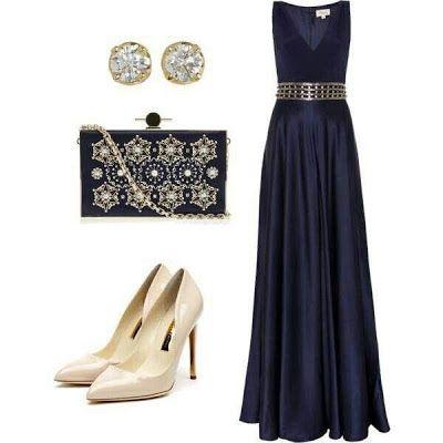 right formal dress