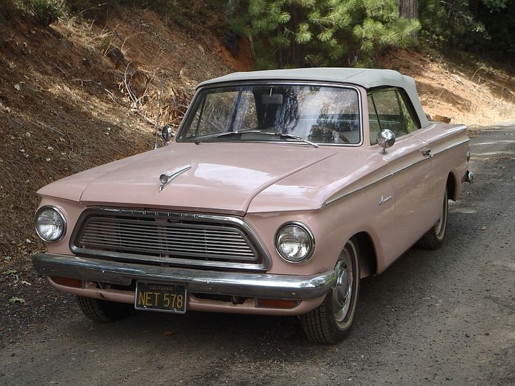 1000 images about american motors on pinterest cars for Classic american convertibles