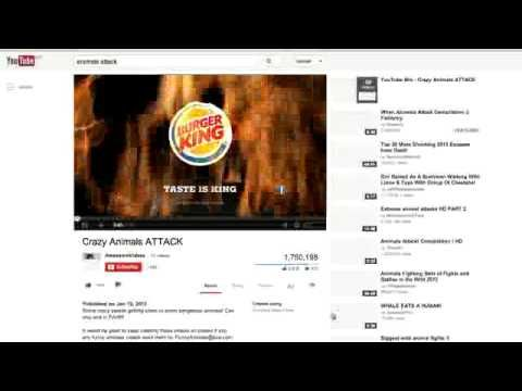 Burger King pre-roll by Colenso BBDO and Flying Fish via StopPress - YouTube