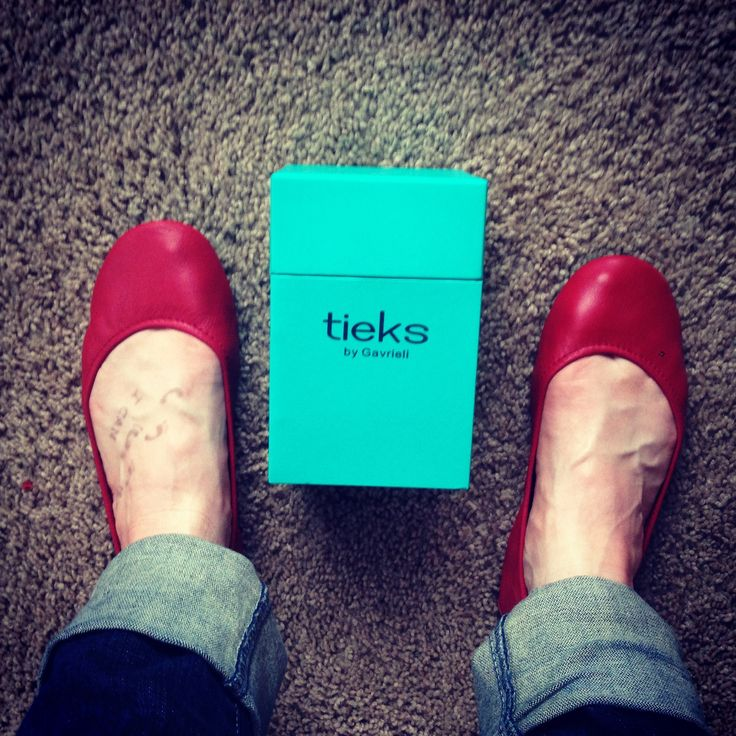 What the Fuss: Tieks Review