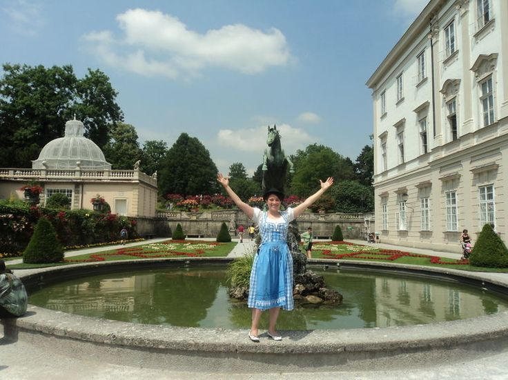 Top 25 Things to Do in Europe in 2013: #8. Follow the Sound of Music in Salzburg and Vienna http://travelblog.viator.com/top-25-things-to-do-europe/ #travel