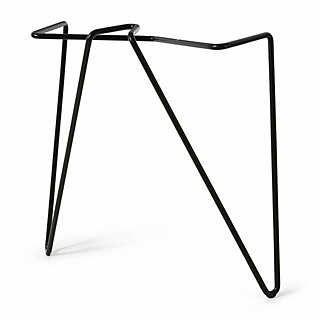Tischbeinklammer Stahl <br />(2 Stück)   Eßtische