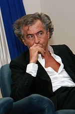 Bernard-Henri Lévy Philosopher.  A French philosopher and one of the leaders of the Nouvelle Philosophie movement who said that Jews ought to provide a unique moral voice in the world.