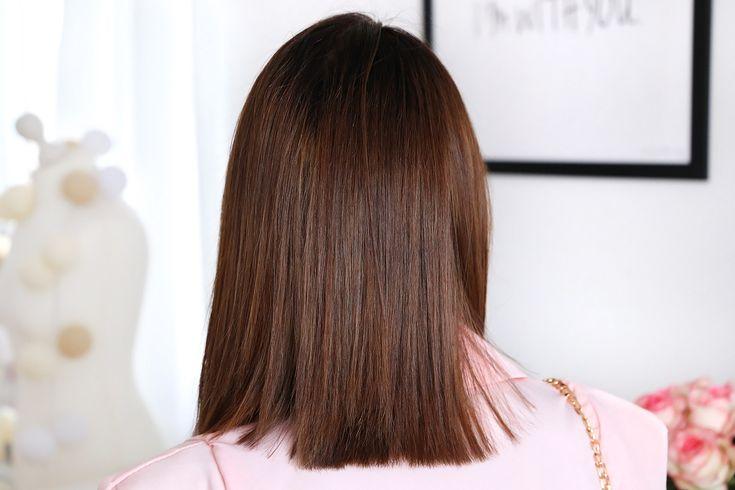 Hair - brunette
