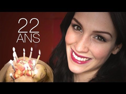Get Ready With Me : 22e anniversaire !