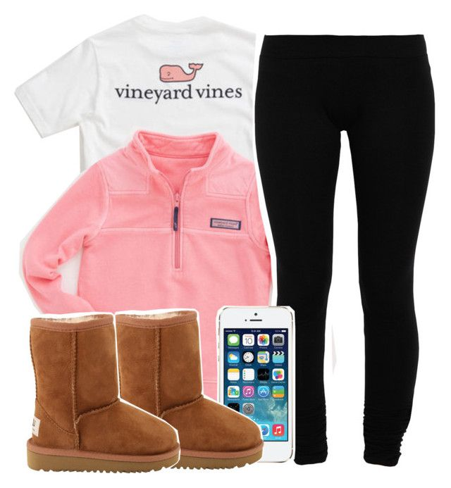 swiggity swooty look at that booty by a-simone143 on Polyvore featuring LnA, Vineyard Vines and UGG Kids