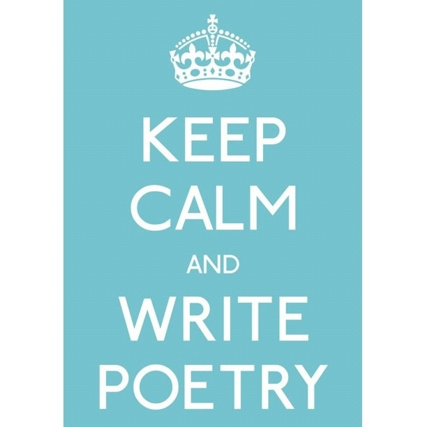 tips for writing a poem The best poets read widely, says wendy cope of course this will influence their work - but how else are they going to find out what makes a really superb poem.