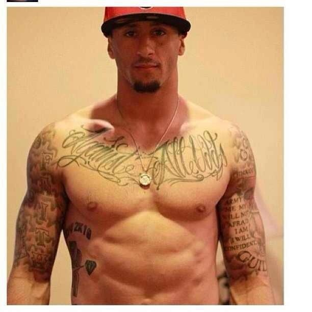 65 best eye candy images on pinterest colin kaepernick colin colin kaepernick san francisco sexy sexiness right their look at that bad isnt he hot more than that sexy 143 voltagebd Images