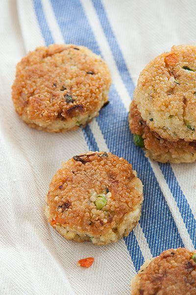Ricetta Polpette vegetariane di quinoa e verdure - Labna
