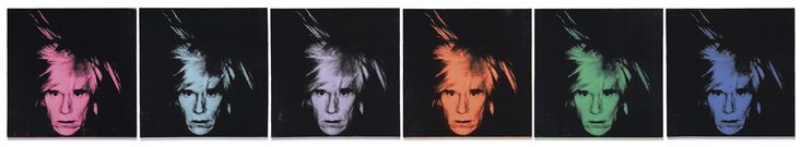 The 1986 Andy Warhol self portraits - six square panels, each depicting the artist's face in a different colour on black background - sold at Christie's Tuesday for about $31.4m including commission. It was last bought at Sotheby's for $30 million in 2014. https://www.bloomberg.com/news/articles/2018-03-06/high-end-flippers-fuel-art-auctions-in-london-as-prices-surge
