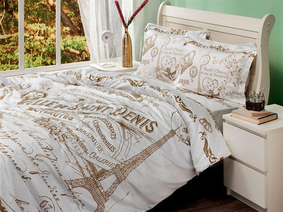 12 best paris bed sheets images on pinterest | paris bedding