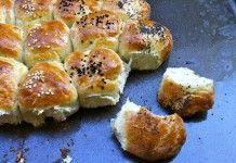 Σπιτικά ψωμάκια brioche