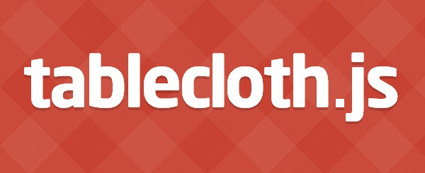 Tablecloth.js in 45 New jQuery Plugins for Web Developers