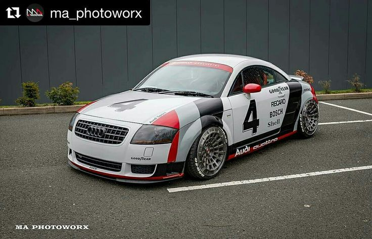 Audi Tt Tuning Sport Audi Pinterest