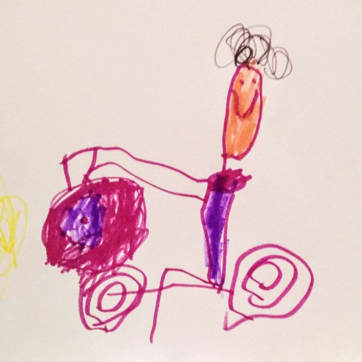 Prince Purple Rain tribute. By my daughter age 4