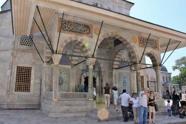 Istanbul: Mausoleum of Sultan Selim II   Flickr - Photo Sharing!