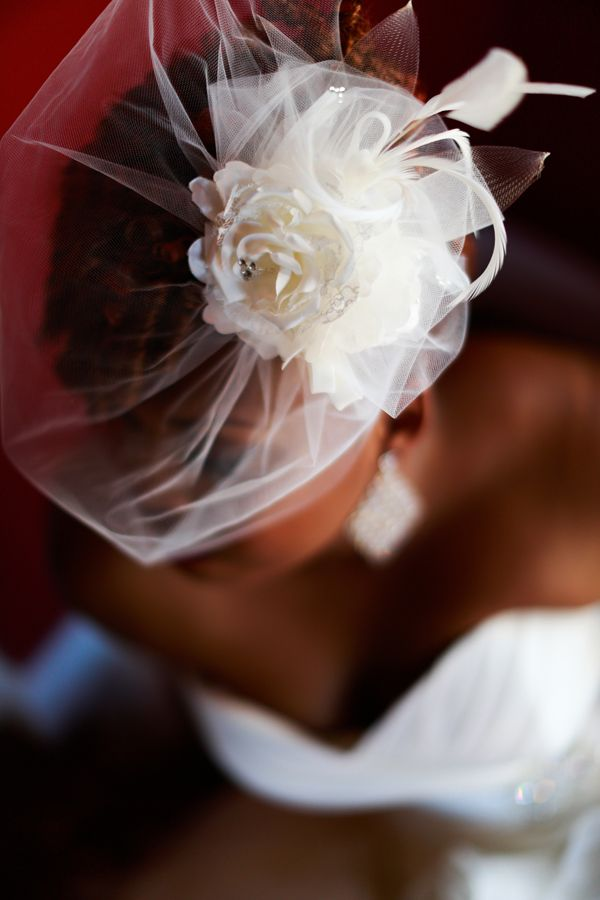 Love Endures All - Inspirational Wedding in Virginia by Keith Cephus Photography - Munaluchi Bridal Magazine #naturalhair #hairaccessories