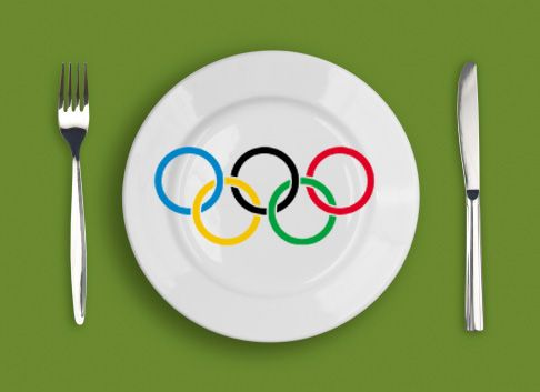 """Just don't forget your health isn't just about your weight!"" -- What we can all learn from Olympic diets"
