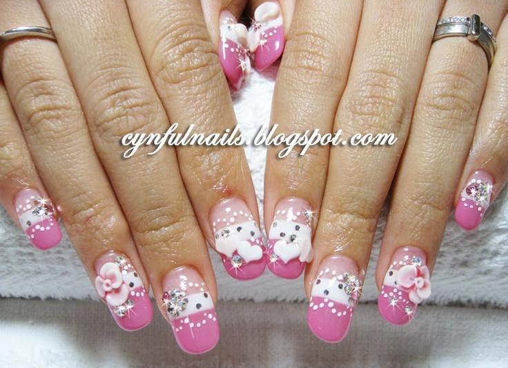 Sweet Pink design