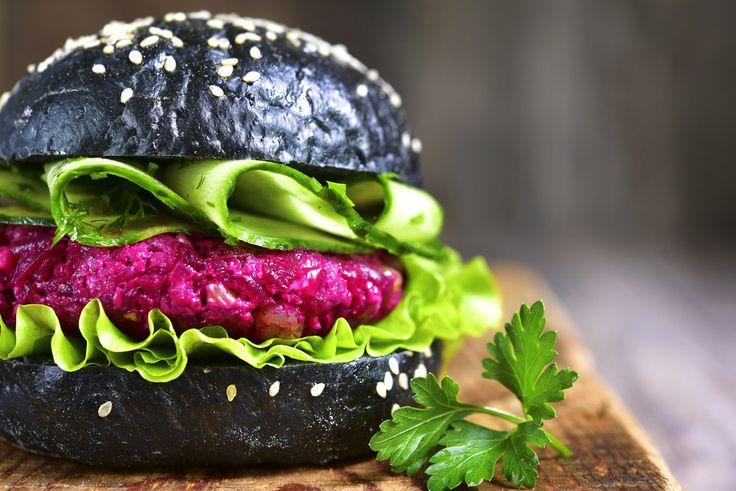 Barbabietola, il tubero rosso che si trasforma in hamburger - inNaturale