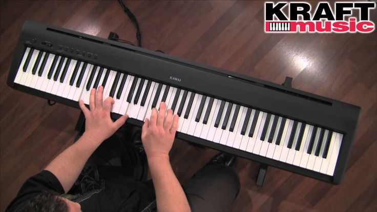 Find exclusive Kawai ES100 BUNDLES at Kraft Music. http://www.kraftmusic.com/digital-pianos-and-keyboards/digital-pianos/kawai/es100/?utm_source=youtube&utm_...