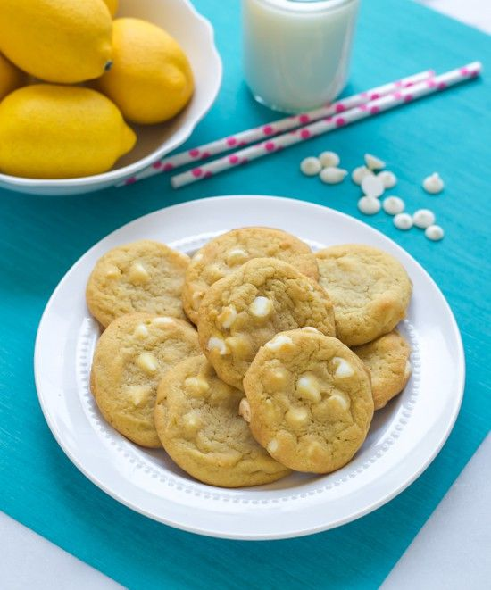 Instant pudding mix is the secret to making these the softest, chewiest lemon cookies you will ever try. Pudding cookies are a must for soft cookie lovers!