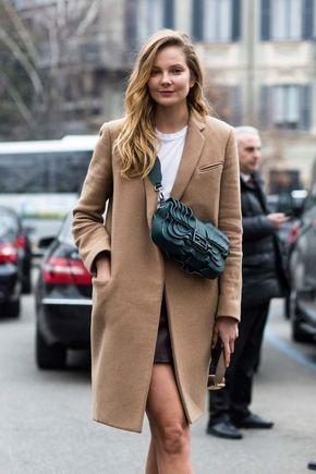 Street style from Milan Fashion Week autumn/winter '17/'18 - Vogue Australia
