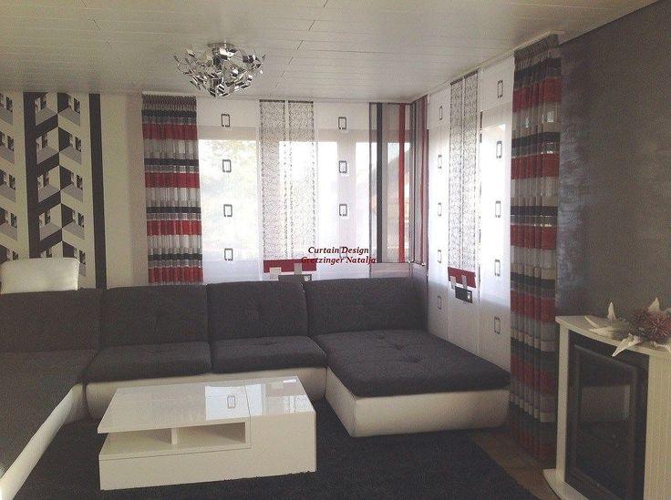 Popular Gardinen Wohnzimmer Elemente Vorhang Designs Vorh nge