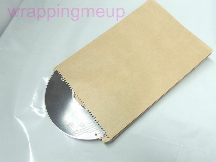 200 5x7 Cute Natural Kraft Paper Bags, Craft Bags, Wedding Party Bags Wholesale!