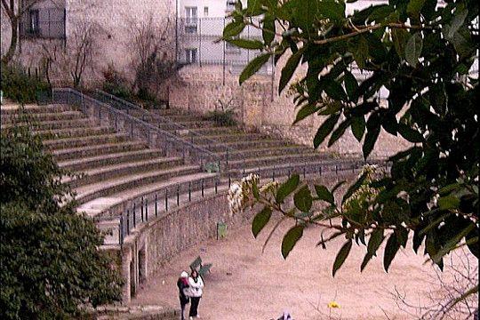 Les arènes de Lutèce- plus vieux monument parisien- amphithéatre gallo-romain du…