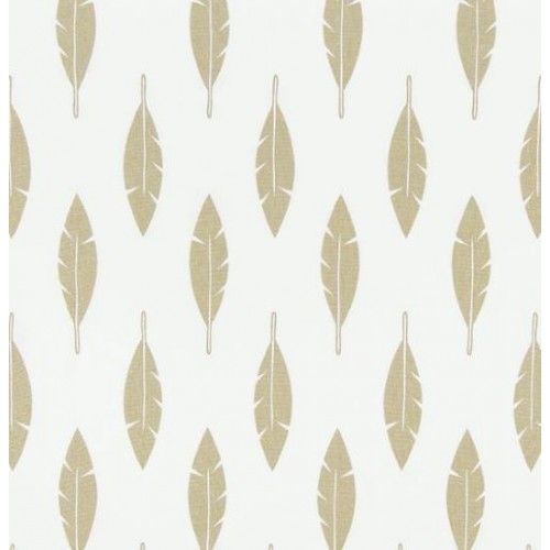 This fabric is a high quality indoor home decor fabric featuring silhouette feathers placed side by side in an ordered and even styled repeat design.Suitability includes:Soft furnishings -cushion covers and slip covers, curtains and window finishes, bedroom linen and manchester,tab